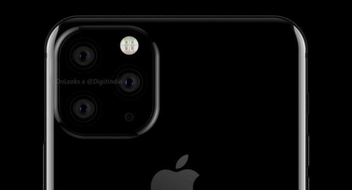 iPhone 11摄像头细节泄露:120度超广角摄像头 LED闪光灯得到改进