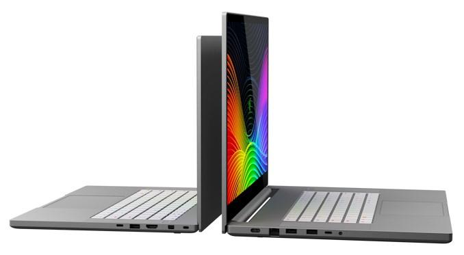 雷蛇宣布推出灵刃Studio版:搭载Quadro RTX 5000显卡和优化的新屏幕