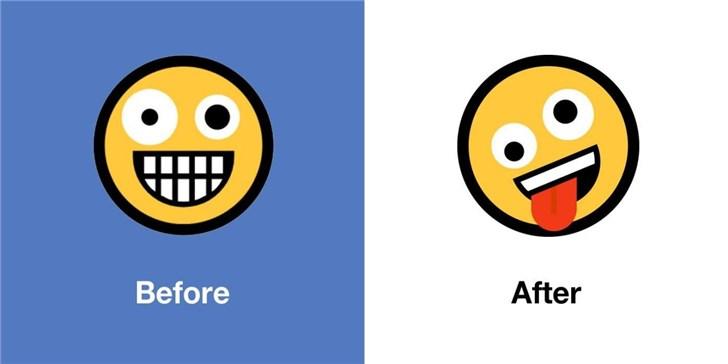 微软2019 Windows10更新五月版新增/调整大量emoji表情符号(3)
