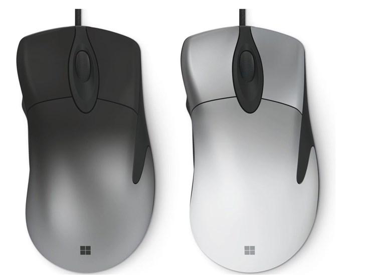 国行之后,微软Pro IntelliMouse游戏鼠标登陆美国市