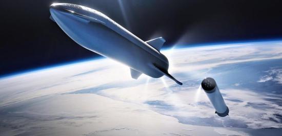SpaceX拟用星际飞船提供超音速运输服务 价格与商务舱机票差不多