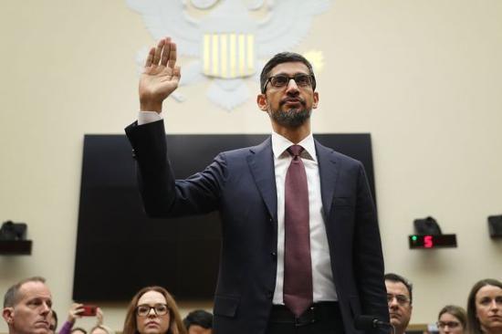 硅谷巨头游说支出大幅上涨 谷歌2018年花了2170万美元