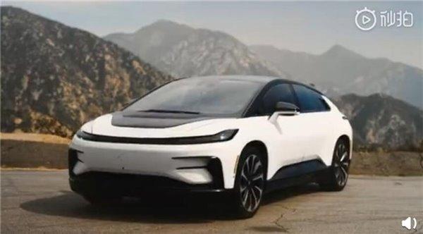 法拉第未来高管称FF 91预计2020年年中正式量产