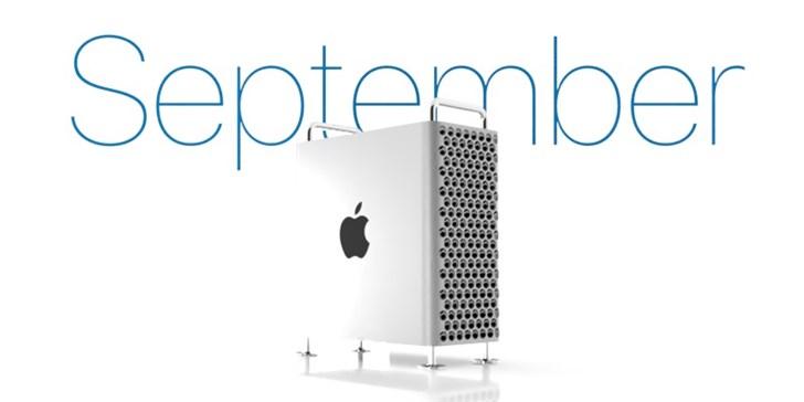 """苹果Mac Pro页面更新,""""刨丝器""""今年9月发售"""
