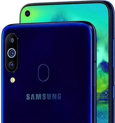 三星Galaxy M40在印度发布:Infinity-O屏,搭载骁龙675芯片组(1)