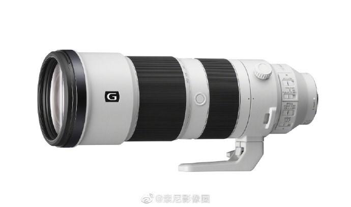 索尼正式发布两款远摄G大师镜头
