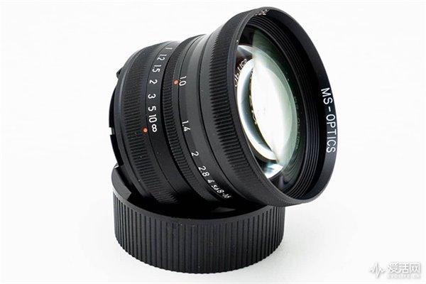 有情怀也有大光圈,宫琦光学打磨出ISM 50mm f/1.0镜头