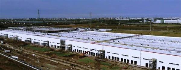 特斯拉上海超級工廠還未完工 理想狀態下每周生產3000輛車