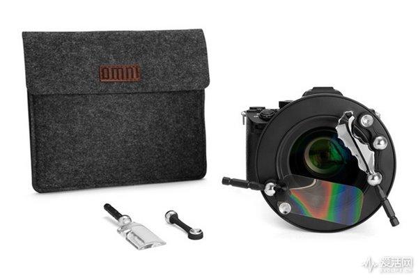 Lensbaby推出Omni创意滤镜:为人像营造迷幻焦外/光影效果