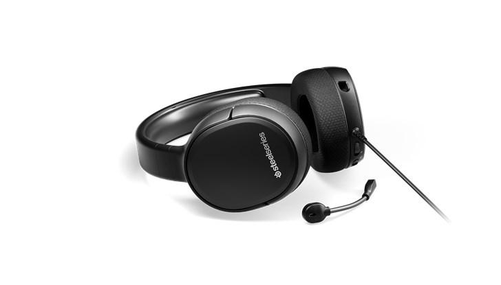 赛睿发布Arctis 1全平台兼容有线游戏耳机