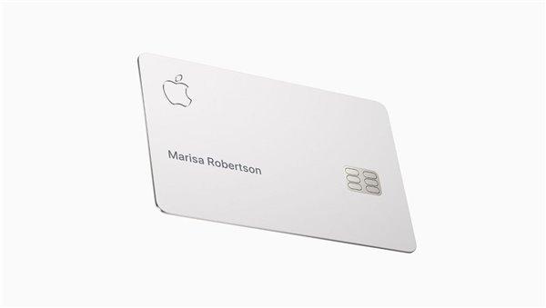 """苹果Apple Card信用卡实拍:简洁到""""令人发指"""""""