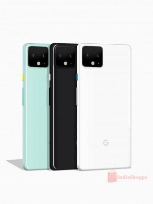 谷歌Pixel 4手机渲染图曝光:屏下指纹识别,配薄