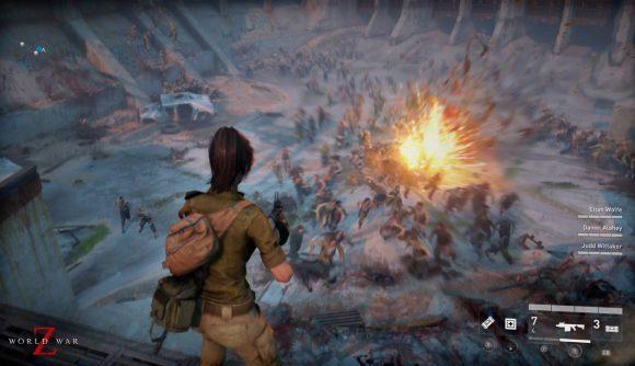 Epic成为《僵尸世界大战》数字版销量最多的平台