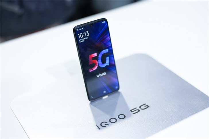MWC2019:vivo展示iQOO 5G手机与AR眼镜等多款5G终端