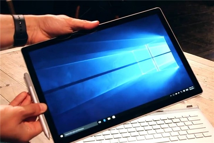 Microsoft Surface Book 3 New Design Exposure: Faster Splitting and Structural Reliability