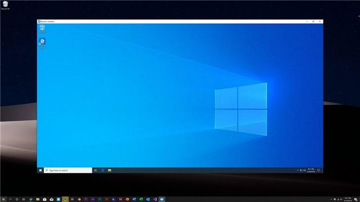 Windows 10 1903版部分用户的Sand*ox沙盒仍无法启动