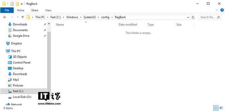 不是*ug:微软称自Windows 10四月更新起已关闭注册