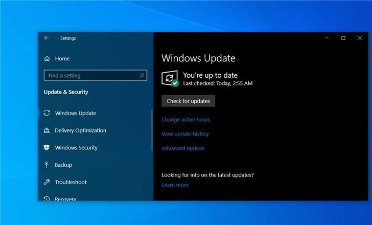 微软Windows 10版本1903阻止向旧款Mac设备推送