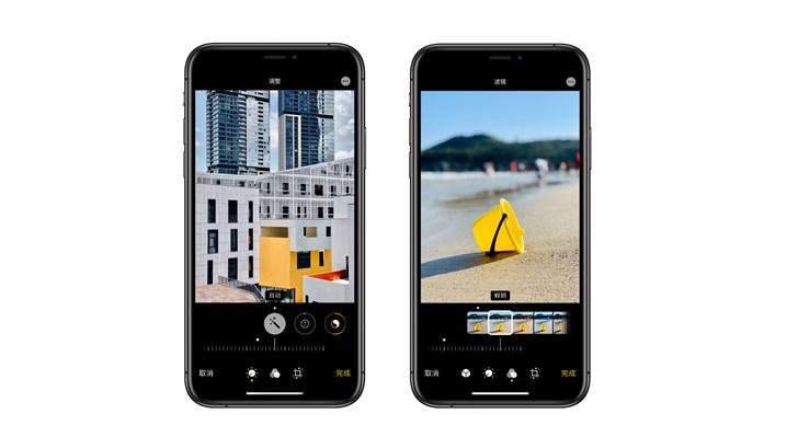 苹果iOS 13照片编辑工具体验:更上一层楼