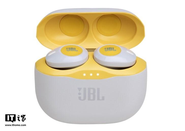 JBL推出真无线耳机:多彩配色/低频音效,699元