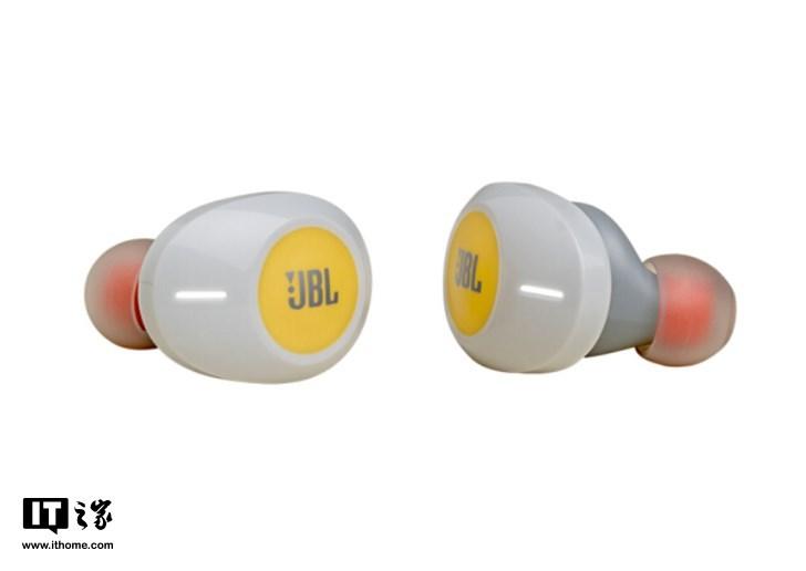 JBL推出真无线耳机:多彩配色/低频音效,预约价 - 699元