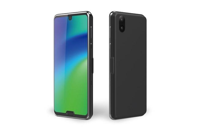 夏普AQUOS R3 5G版手机公布:刘海加门牙,7月底日
