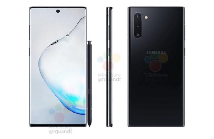 三星Galaxy Note 10欧洲售价曝光,起价999欧元