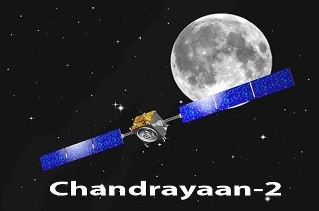 """印度将发射""""月船2号""""探测器,欲成登月第四国"""