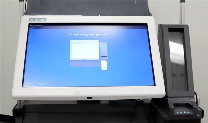 美国2020年总统大选,投票机仍在使用Windows 7系统