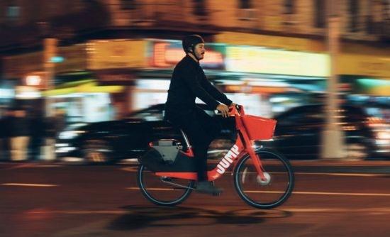 """中国是单车""""坟场"""",美国共享单车竟风生水起?"""