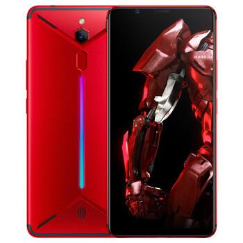又双叒叕降价了!努比亚红魔Mars 8G+128G京东限时