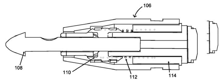 微软Surface Pen重新专利曝光:配胶囊模块