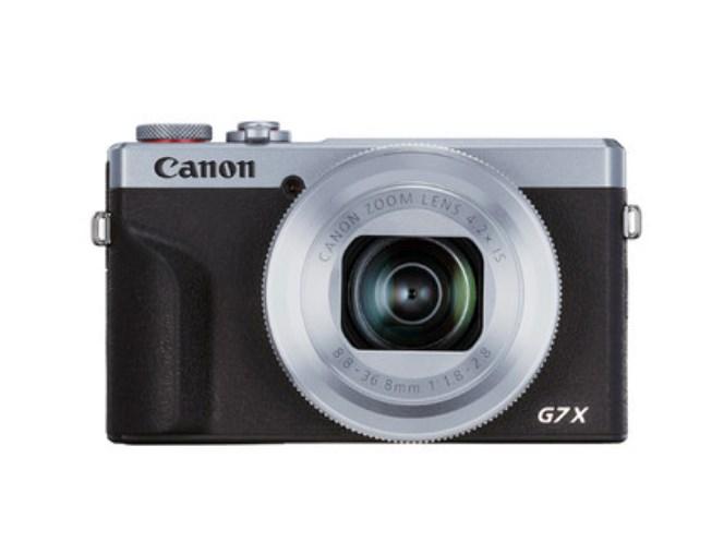 佳能g7x3卡片相机上架 加入非裁切4K短片拍摄功能