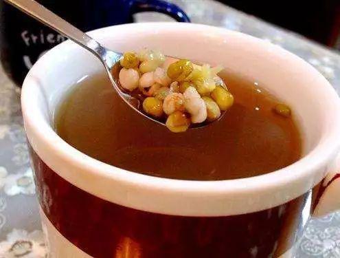 科普:绿豆汤为什么会变红?