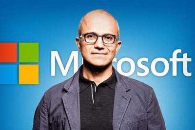 《财富》专访微软CEO纳德拉:我们和索尼既有竞争,也有合作-第1张图片
