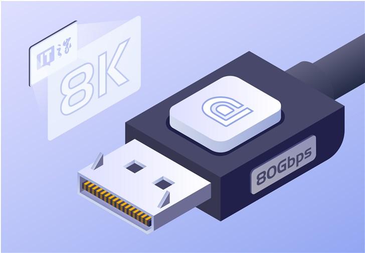 8K,DP 2.0,80Gbps……-第1张图片