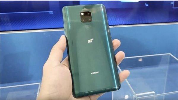 重庆首批20位体验用户领取5G号卡和体验手机