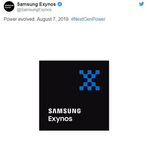 三星发布Exynos 9825预告视频,8月7日正式亮相