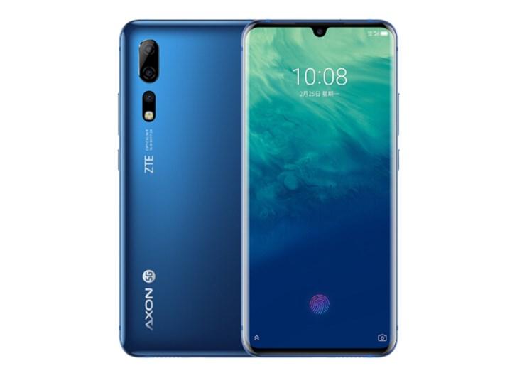 中兴为中兴天机Axon10 Pro发布基于Android 10的MiFavor 10系统更新