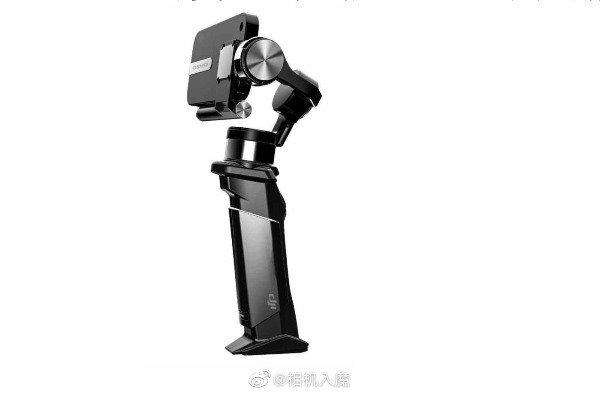 大疆灵眸Osmo Mobile 3手持云台曝光 手柄和主体结构重新设计