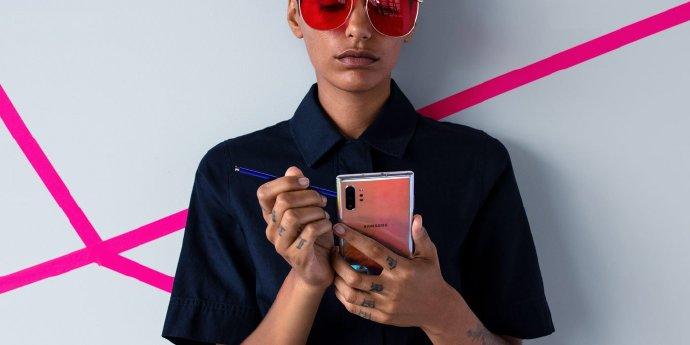 三星Galaxy Note10+真机背面图曝光