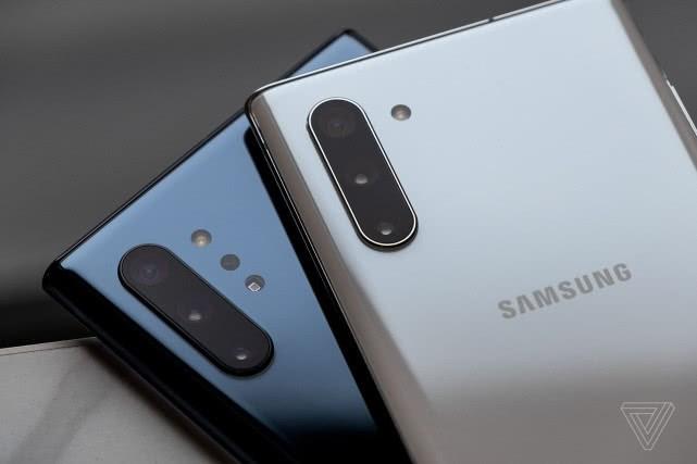 三星Galaxy Note10/Note10+正式发布:全新S Pen,45W快充