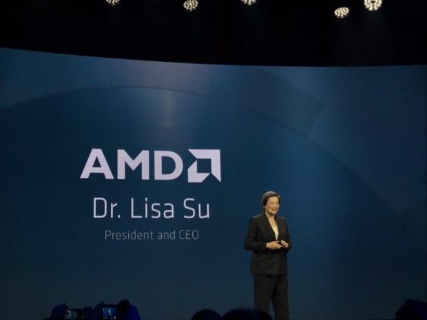 AMD 7nm EPYC处理器亮相:性能提升一倍,世界最强X86处理器