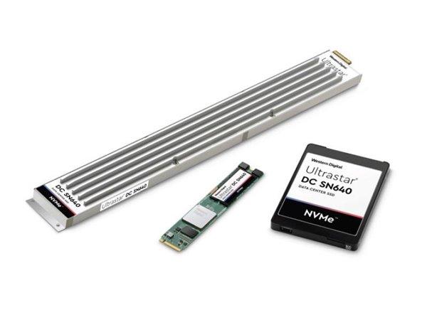 """西數發布""""戒尺形""""企業級SSD 96層堆疊BiCS4 3D TLC閃存"""