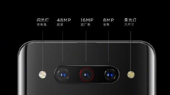 努比亚Z20 相机参数公布:4800万超清+1600万超广角