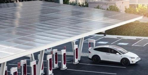 特斯拉将翻倍增加超级充电站,V3超级充电桩年底入华