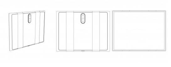 EUIPO文件显示,小米可折叠手机或将采用后置三摄方案
