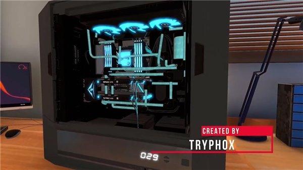 《装机模拟器》登陆PS4/X1/NS,随时随地都能攒机