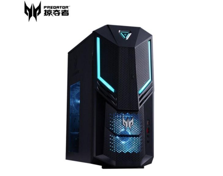 宏碁推出新款掠夺者主机:i7+RTX 2060 预约售价9999元