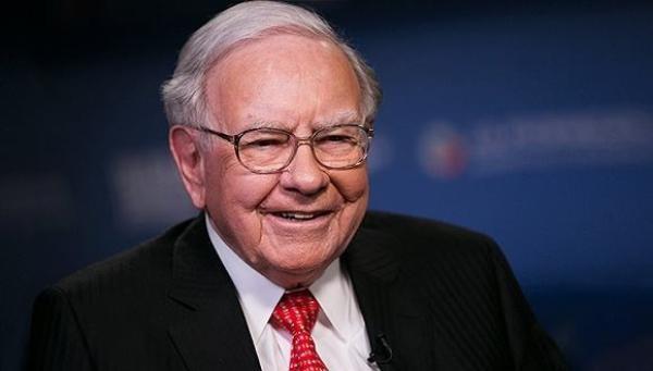巴菲特二季度将其持有的亚马逊股票增加11% 持股市值10.2亿美元